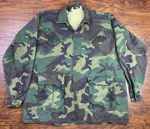 Vintage Redhead Camo Hunting Shirt Jacket 2XLT Green H1