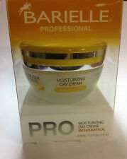 Barielle Moisturizing Day Cream Resveratol 1.5 Oz / 42.5 Ml New In Box.