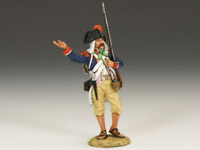 KING AND COUNTRY NE004 NE04 - SOLDIER POINTING - NAPOLEONICS - 1:30 SCALE