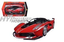 Bburago 1:24 Ferrari Fxx K Die-Cast Red 26301
