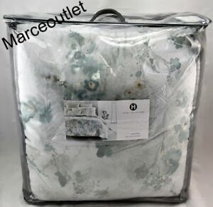 Hotel Collection Meadow Pima Cotton FULL / QUEEN Comforter Sage