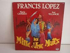 MARIA CANDIDO / JOSE VILLAMOR / FRANCIS LOPEZ Les mille et une nuits 66172