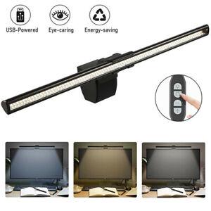 40cm 84 LED Screen Light Bar Lamp Stick Monitor Lamp USB Powered Set For Laptop
