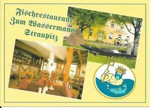 """Ak Straupitz, Fischrestaurant """"Zum Wassermann"""""""
