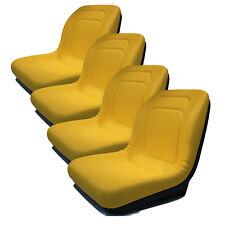 (4) HIGH BACK Seats VG11696 for John Deere Gators  UTV  Utility Vehicles & More
