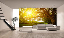 Photo Wallpaper  Landscape and Sunset GIANT WALL DECOR PAPER POSTER FOR BEDROOM