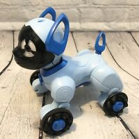 2016 Wowwee Chippies Chipper Blue Remote Control Robot Robotic Dog Puppy ONLY
