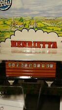 THOMAS THE TANK ENGINE & FRIENDS NIP HENRIETTA # 1293 ORIGINAL VINTAGE 1993 ERTL