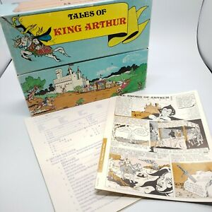 Vintage Educational Insights, Inc. Getting into Literature Tales of King Arthur
