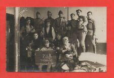 Photographie ancienne - Militaires   (J6598)