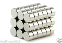 25pcs N50 Super Strong Round Disc Magnets Magnet 5 x 3 mm Rare Earth Neodymium