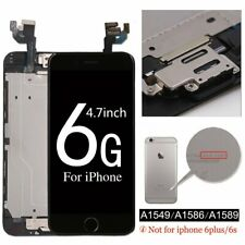 For Apple iPhone 6 4.7 Touch Screen Replacement LCD Digitizer Home Button&camera
