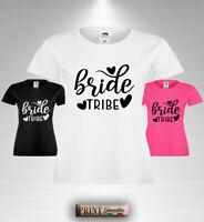 T-Shirt Phrases Amusement Mariage Soirée Fête Jeune Mariée Aimer Élégant Été
