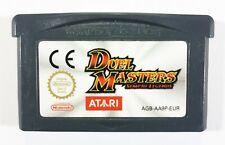 Nintendo Game Boy Advance DUEL MASTERS - SEMPAI LEGENDS dt. PAL