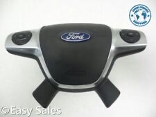 2013-2015 Ford Escape C-Max  DRIVER SIDE WHEEL AIRBAG BLACK VIN# PROVIDED