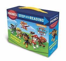 Step into Reading: Paw Patrol Phonics Box Set (PAW Patrol) by Jennifer...