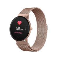 Smartwatch Bluetooth Smartphone Armbanduhr Sport Schrittzähler für Android iOS