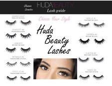 Huda Beauty Black False Eyelashes & Adhesives