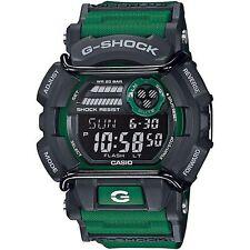 CASIO G-SHOCK DIGITAL MENS WATCH GD400-3 FREE EXPRESS GREEN X GREY GD-400-3DR