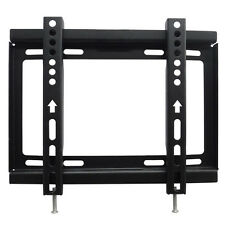Fixed TV Wall Mount Bracket Fits for 14 22 28 29 32 37 39 42inch Flat LED LCD US
