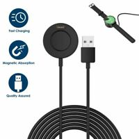 USB Charger Cable For Garmin Vivoactive 3 4 Instinct Forerunner Fenix 5 6 Watch