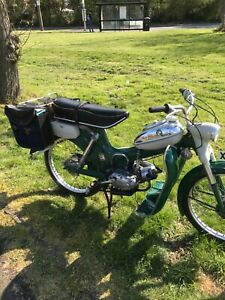 PUCH MS50 DELUXE MODEL