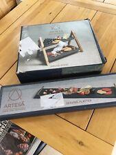 Artesa Serving Stand And Platter