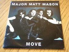 "Major Matt Mason-mover 7"" Vinilo PS"