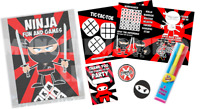 Pre Filled Ninja Warriors Party Bag Children's Parties Wedding Birthday Rewards