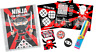 Pre Filled Ninja Warriors Party Bag Children's Parties Wedding Birthday Rewards