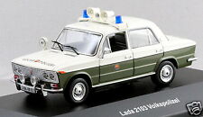 1/43 scale Cars & Co CCC050 east German VAZ 2103 LADA Volkspolizei NIB
