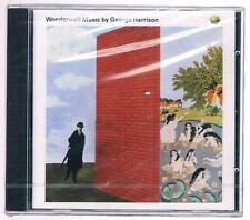GEORGE HARRISON WONDERWALL MUSIC BY  CD  CDP 7 98706 2 F.C. SIGILLATO!!!