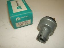 1968 plymouth Dodge Barracuda Charger ignition switch nos mopar