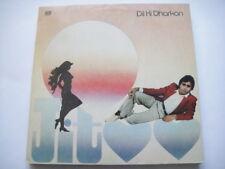 JITOO -  Di KI Dharkan DJ Bollywood Disco INDIA LP