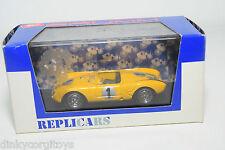 BRUMM REP002 REP 002 PORSCHE 550 RS FRANCOCHAMPS 1956 ROUSSELLE BELGIAN TEAM MIB
