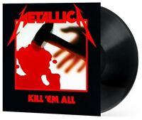 Metallica - Kill Em All [in-shrink] 180g LP Vinyl Record Album 180-gram