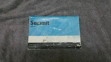 New listing 1991 Chrysler Eagle Summit owners manual