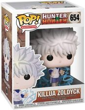 Funko Pop! Killua Zoldyck Hunter X Hunter #654 Anime IN STOCK