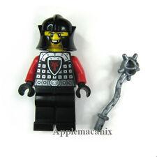 NEW LEGO 70404 King's Castle Blue Lion Kingdoms Red Dragon Soldier Minifigure #1