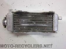 01 YZ125 YZ 125 left radiator         47