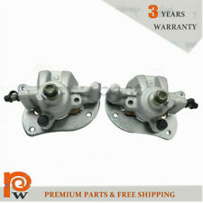 New Front Left Right Brake Calipers 07-18 YAMAHA Grizzly 700 YFM700F/P With Pads