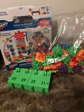 Learning Resources Gears! Gears! Gears! Deluxe Building Set