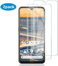 Vidrio Templado Protector de Pantalla Para Nokia 1.3 ,1 2 3 5 6 7 8 Más (2 Pack)