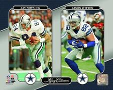 "Jay Novacek & Jason Witten ""Dallas Cowboys"" LICENSED poster print pic 8x10 photo"