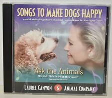 Songs to Make Dogs Happy by Laurel Canyon Animal Company CD