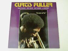 CURTIS FULLER - BLUES-ETTE LP 1984 SAVOY JAZZ RECORDS GERMANY - MINT-/EX--