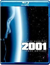 NEW BLU RAY - 2001 a SPACE OYSSEY -  STANLEY KUBRICK ,  ARTHUR C CLARKE