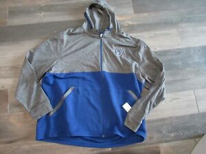 Indianapolis Colts Full Zip Hoodie Jacket Size Men's XL nwt Free Ship