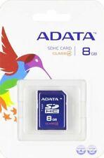 ADATA SDHC 8 GB Class 4-Speicherkarte (ASDH8GCL4-R)