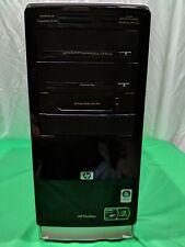 Hp pavilion desktop tower 1 gb hard drive, 6 GB ram, 400 watt power supply